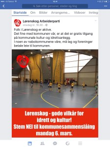 Ap - kampanje - kultur og idrett